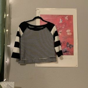 Free people stripped sweater